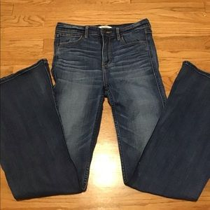 Abercrombie and Fitch 4 Flare Jeans